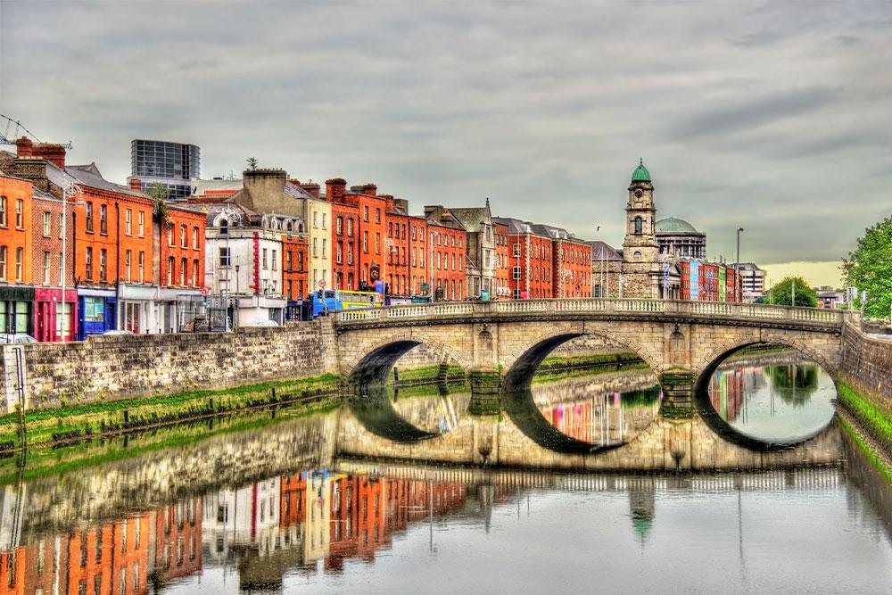 Come-organizzare-3-giorni-a-Dublino-ponti-cittadini