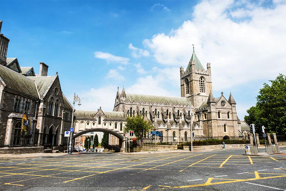 Come-organizzare-3-giorni-a-Dublino-cattedrale-christ-church