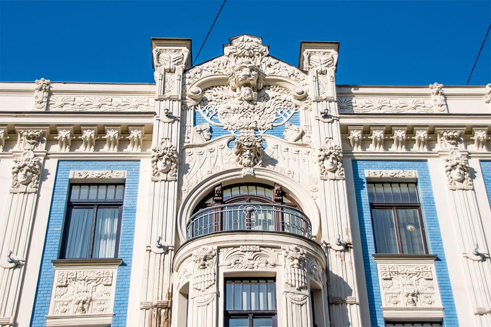 Conviene-visitare-Riga-art-nouveau