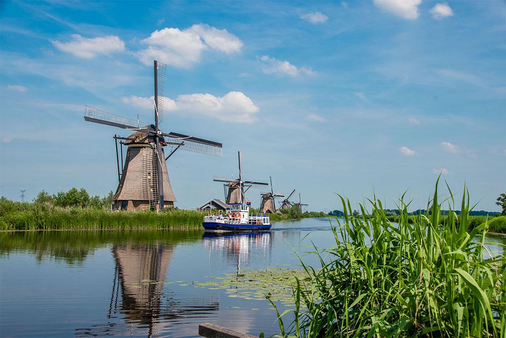 Kinderdijk-mulini-a-vento-olanda-crociera-hop-on-hop-off