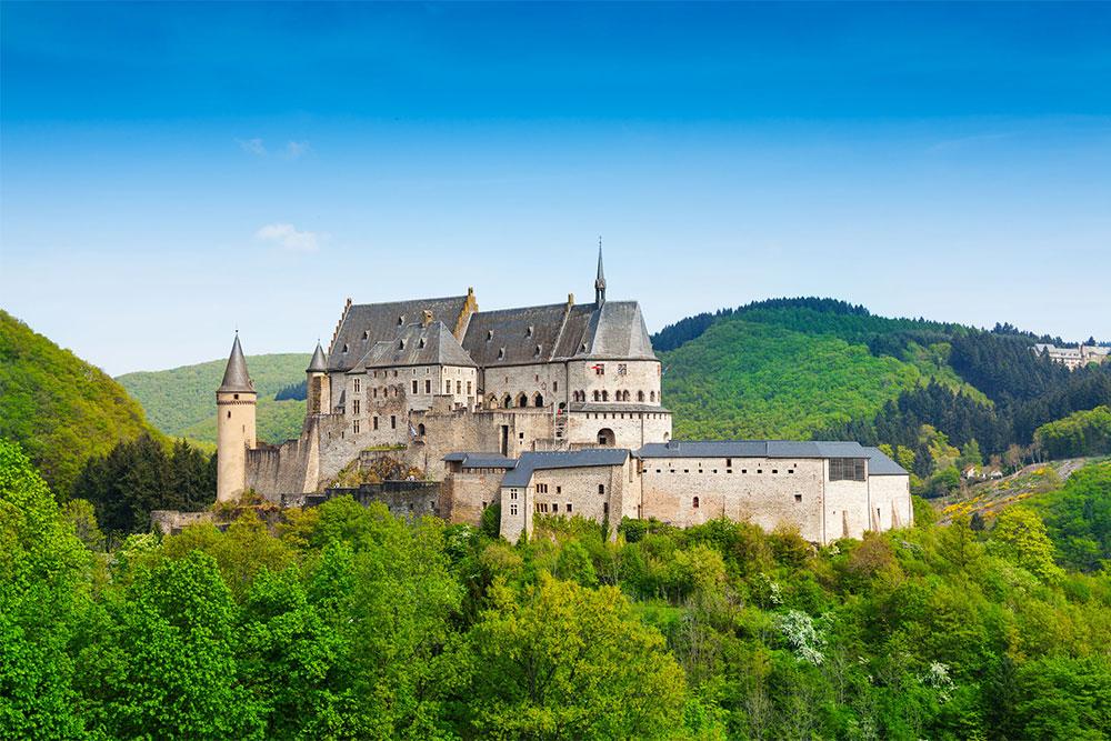mete da visitare lussemburgo castelli positivitrip