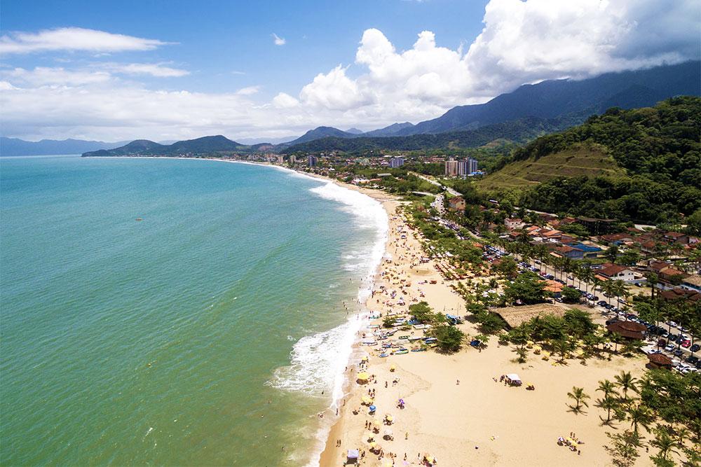 mete da visitare ubatuba brazile san paolo positivitrip