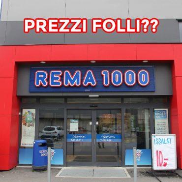 Cosa vendono nei supermercati Norvegesi?? Tra stranezze e prezzi folli!!