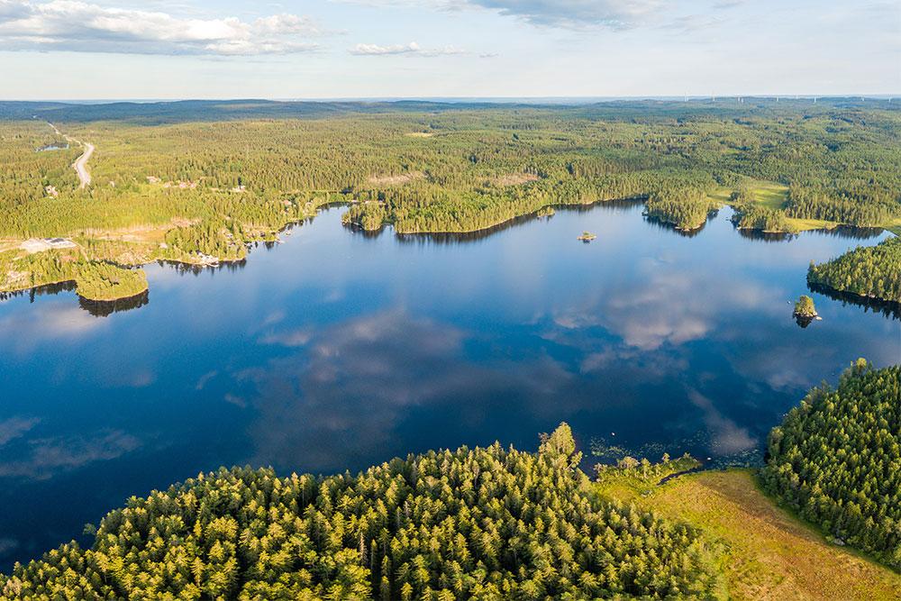 Dove-campeggiare-in-Svezia