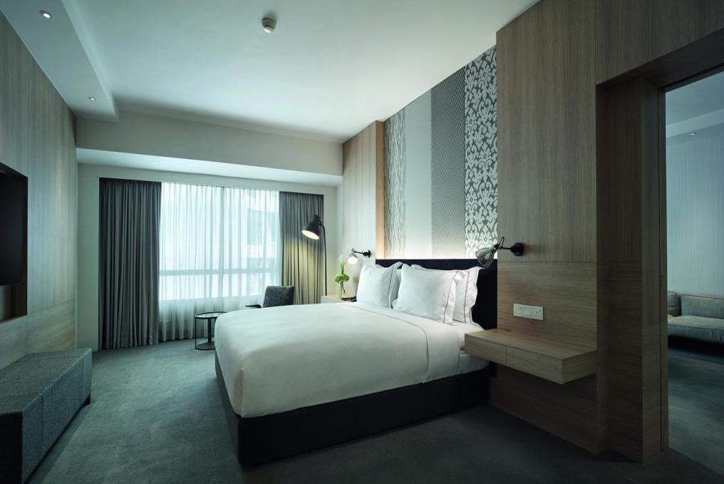 dormire-a-Georgetown-Gurney-Hotel-lusso