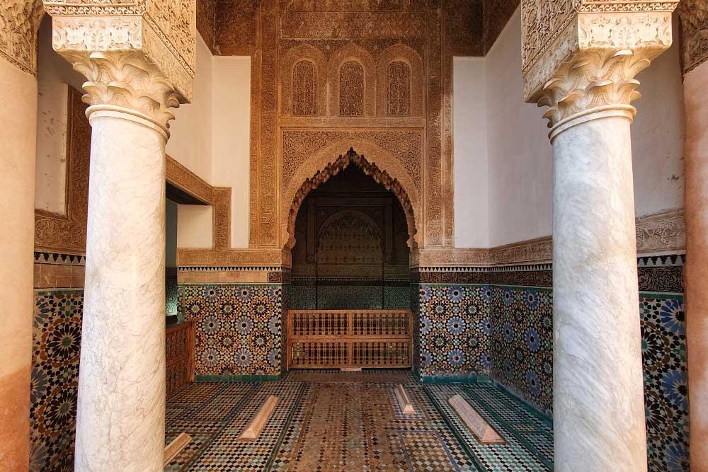Marrakech-cosa-vedere-tombe-saadiane