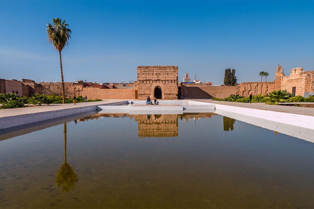 Marrakech-cosa-vedere-palazzo-el-badii-tipico-sultano