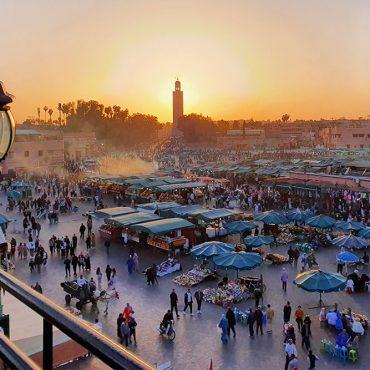 L'arrivo a Marrakech e il primo Riad della nostra vita!