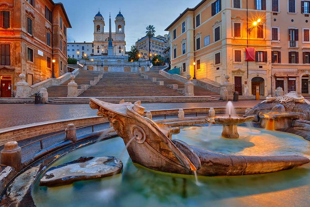 città più romantiche d'italia roma