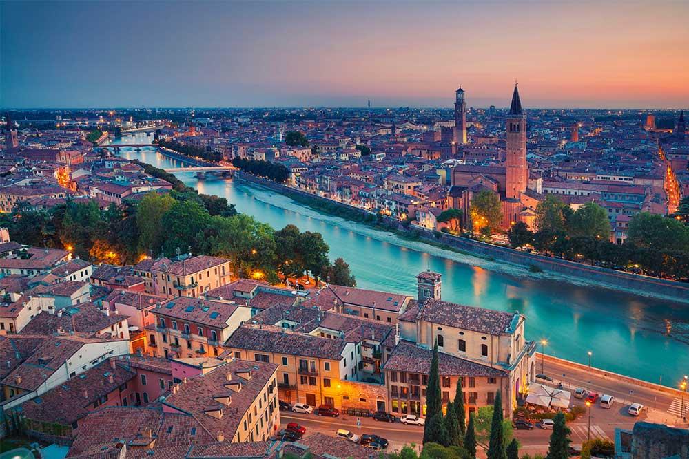 città più romantiche d'italia verona