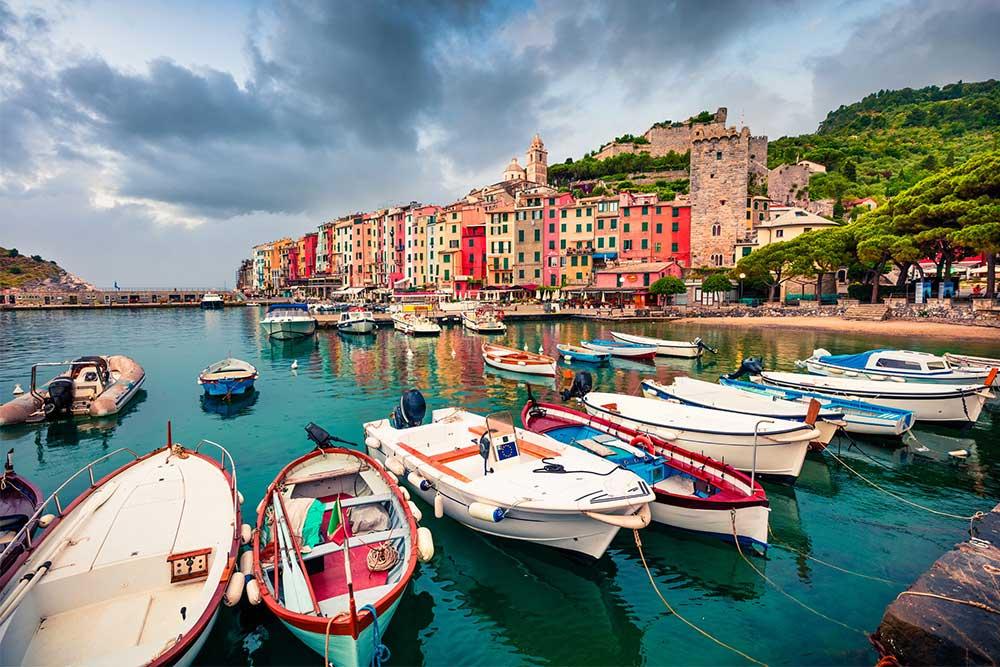 città più romantiche d'italia portovenere liguria