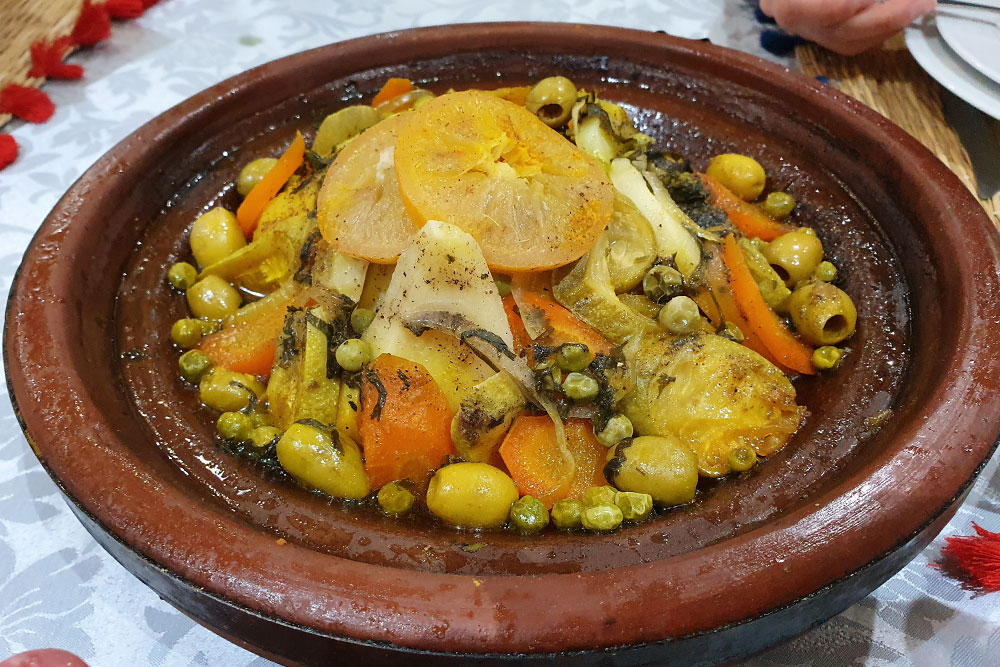 cosa-mangiare-in-marocco-tajine-pollo