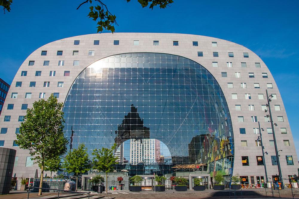 miglior periodo per andare a Rotterdam markthalle
