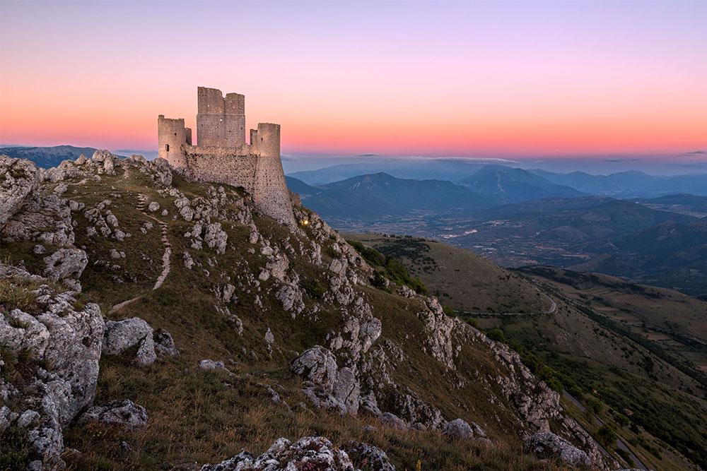 Castelli-in-Italia-rocca-calascio-abruzzo