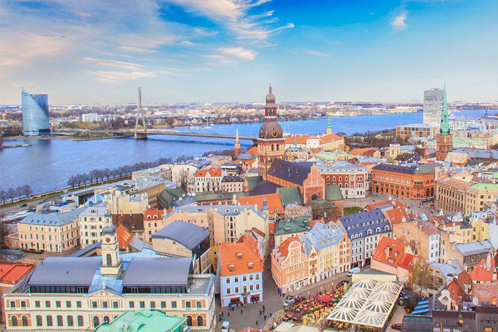 Quando-visitare-Riga-vista-panoramica