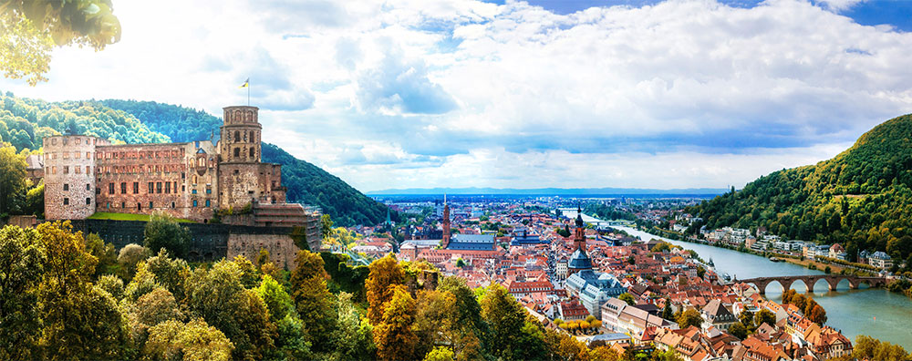castelli-in-Germania-heidelberg