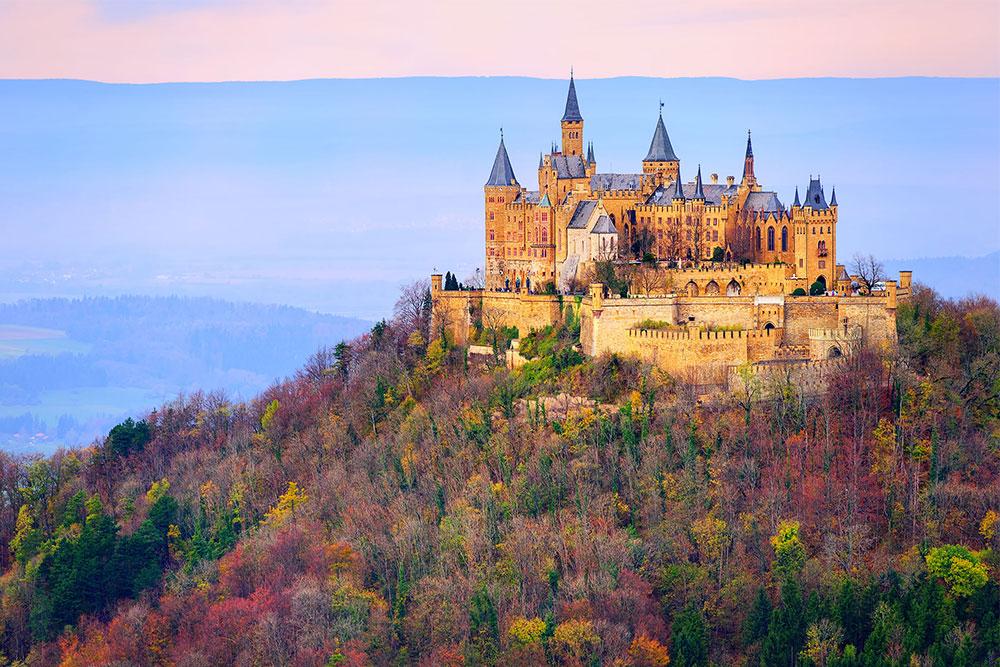 castelli-in-Germania-hohenzollern