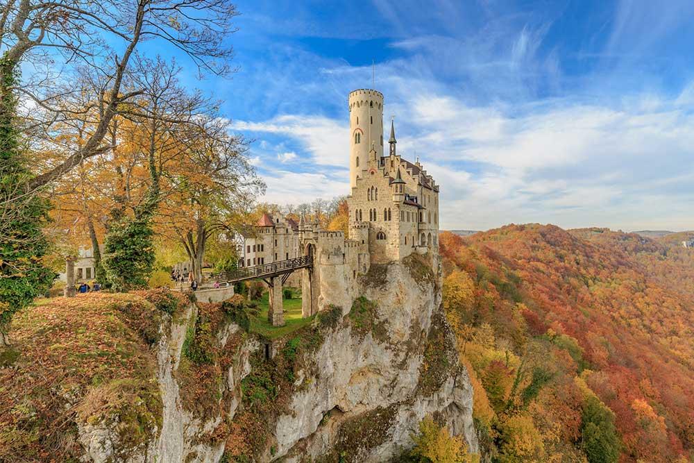 castelli-in-Germania-lichtenstein