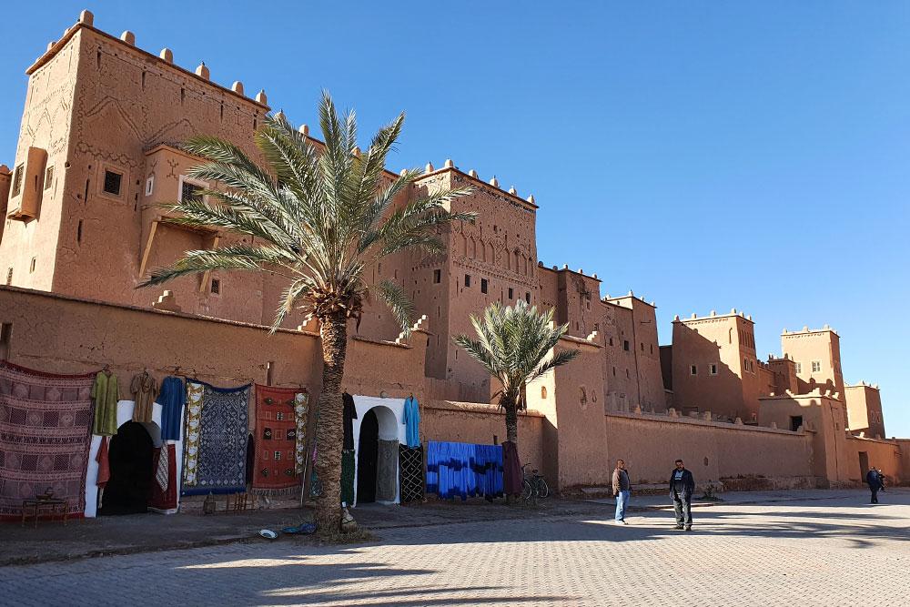 deserto-del-Marocco-kasbah-taourirt