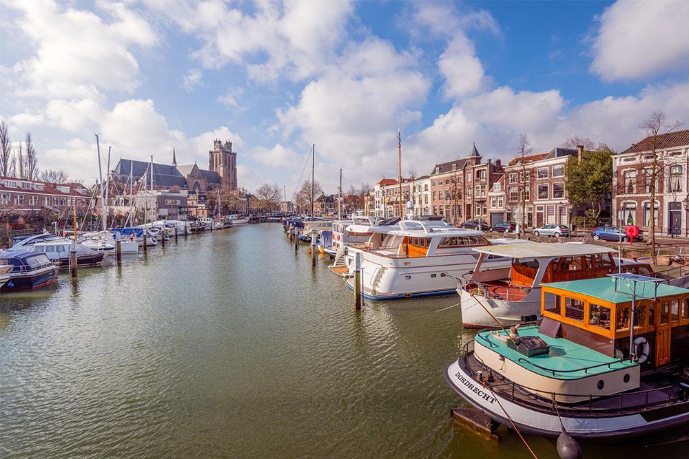 traghetto-da-Rotterdam-a-Kinderdijk-dordrecht