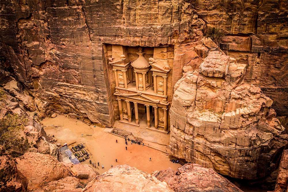 7-meraviglie-del-mondo-moderno-petra-giordania