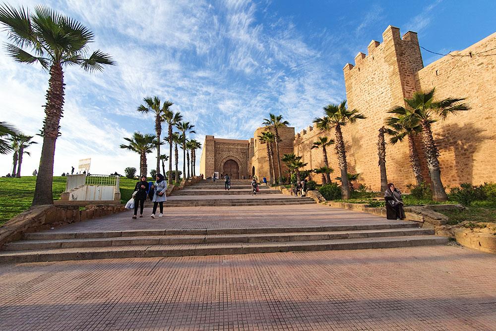 cosa-vedere-a-Rabat-kasbah-oudaia