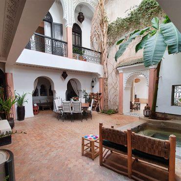 I migliori riad a Marrakech – Dove pernottare per vivere il viaggio al meglio!