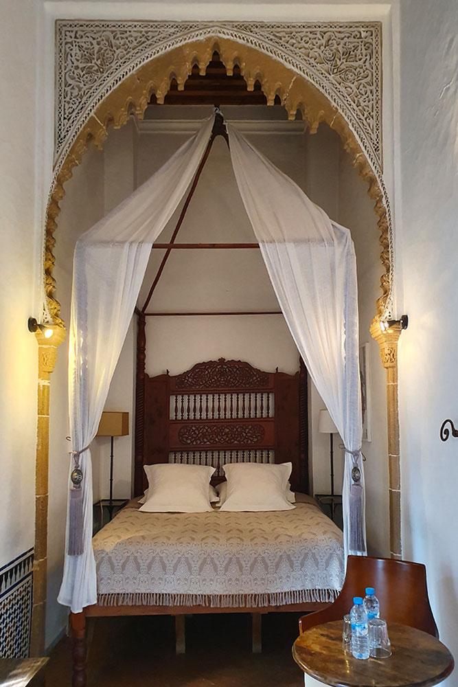 Riad-a-Rabat-camera-da-letto-dar-mayssane
