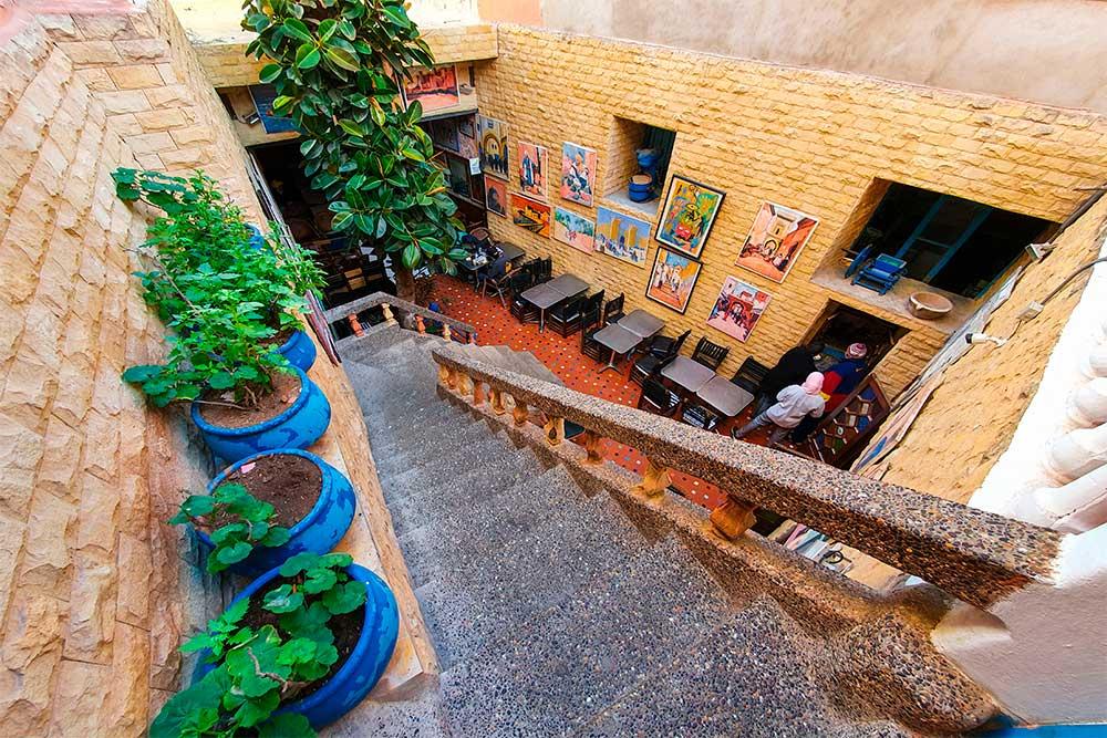 dove-mangiare-a-Essaouira-colazione-galleria-arte-