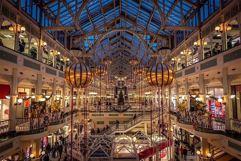 dublino-quando-andare-inverno-centro-commerciale-addobbi-natalizi