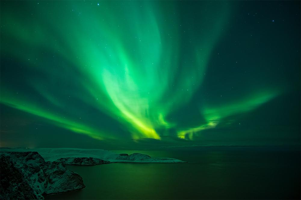 capo-nord-in-macchina-dall'Italia-aurora-boreale