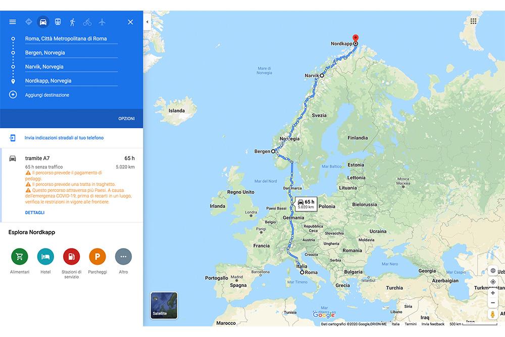 capo-nord-in-macchina-dall'Italia-norvegia