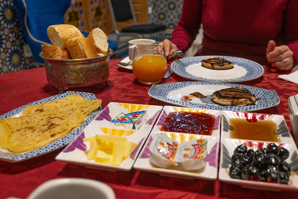 colazione-marocchina-riad-a-fes-el-amine