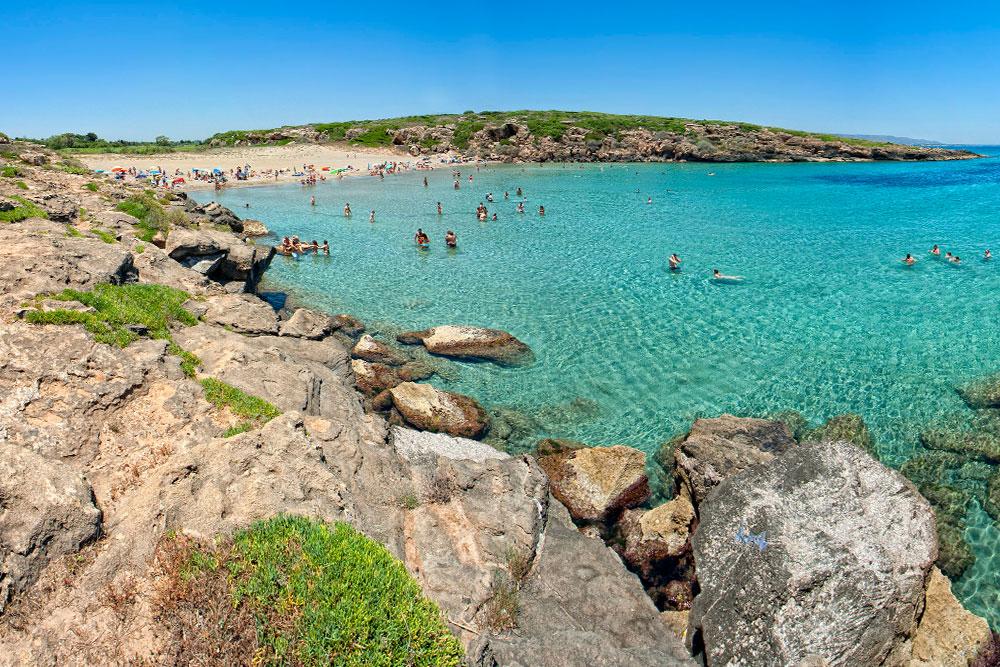 riserve naturali in sicilia vendicari calamosche spiaggia