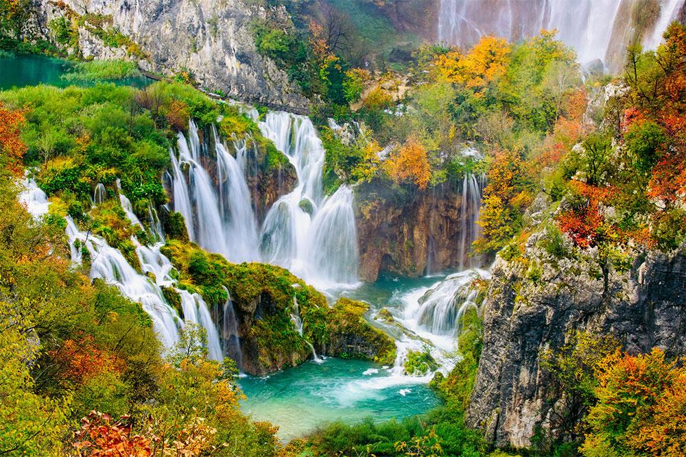 Cosa-vedere-in-Croazia-in-3-giorni-plitvice-cascate