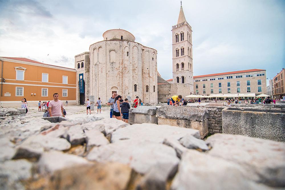 Cosa-vedere-in-Croazia-in-3-giorni-zadar-zara