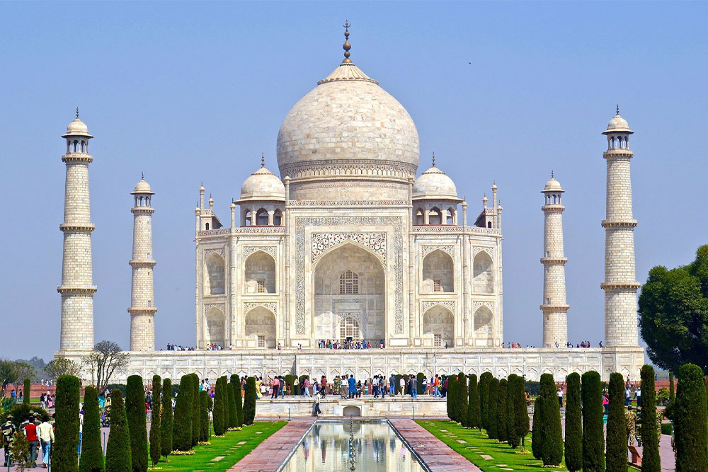Visto-India-on-line-taj-mahal-famoso-palazzo-indiano
